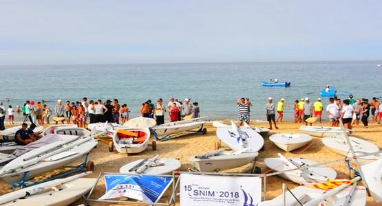مشاركة متميزة للمتسابقين المغاربة في فعاليات الأسبوع الدولي البحري للمضيق