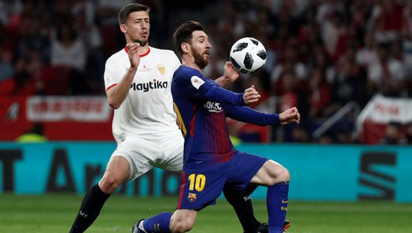 رسميا … الاتحاد الإسباني يقرر إجراء مباراة السوبر بين برشلونة وإشبيلية بملعب طنجة