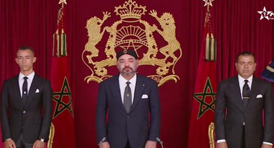 الدكتور نزار اليملاحي بتطوان يهنئ الملك محمد السادس بمناسبة عيد العرش