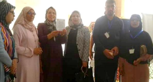 تتويج مدرسة 18 نوفمبر بتطوان بالرتبة الثانية ضمن فعاليات المعرض الأول لجائزة ابن بطوطة
