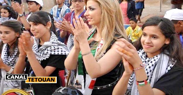 أطفال القدس يبدعون بمدينة تطوان