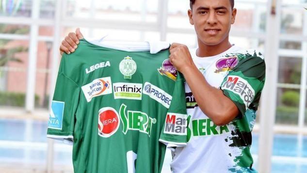 هذا ما سيجنيه فريق المغرب التطواني من بيعه اللاعب أنس جبرون للرجاء البيضاوي
