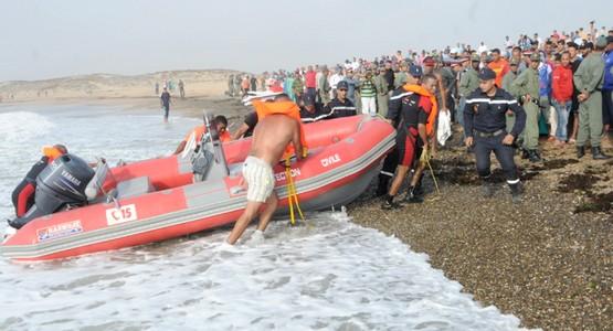 شاطئ وادلاو يلفظ جثة طفلة اختفت عشية أمس