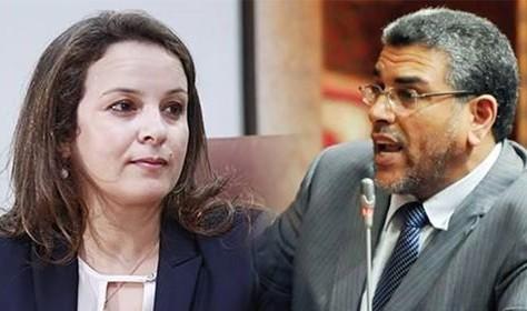 الرميد يعلق عن إخراج الوزيرة التطوانية أفيلال من الحكومة