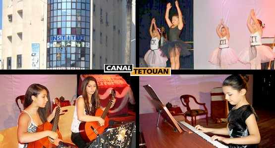 هــام … افتتاح التسجيل في المعهد الموسيقي الشهير L'Univers Artistique بتطوان (معلومات وصور)