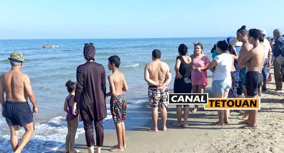 خبر عاجل من شاطئ كابونيغرو (شاهد الصور)