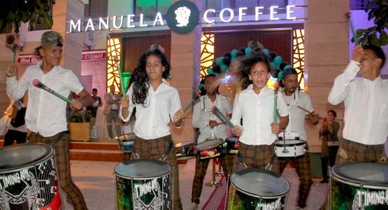 جديد بحي الولاية بتطوان … افتتاح مقهى Manuela Coffee بمواصفات عالية و جلسة كلاسيكية (شاهد الصور)