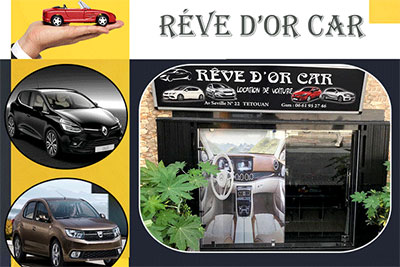 reve dor car