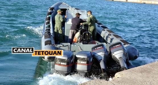 تفاصيل اطلاق النار على قارب كان يقل مهاجرين سريين بين العرائش وأصيلة
