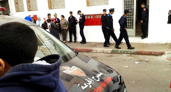 جريمة قتل بشعة تهز المغرب .. زوج يرمي زوجته من الطابق الرابع