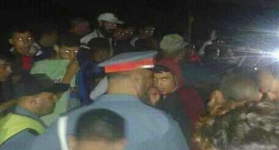 """احتجاز دركيين بدوار بإقليم وزان.. واتهامات بالإبتزاز بسبب """"الكيف"""""""