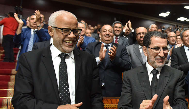 مفاجأة .. العثماني يتجه لتقديم طلب إعفاء يتيم من الحكومة