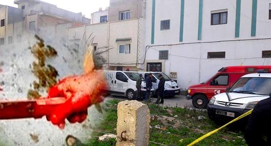 بعد أن ذبح والدته وشقيقه بتطوان … المحكمة تصدر حكمها النهائي على القـاتل