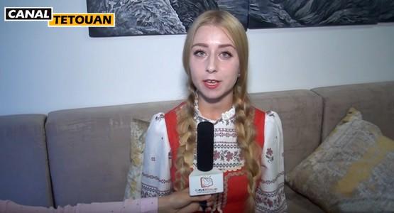 """طلبة من روسيا يدرسون بتطوان ويعبرون عن إعجابهم الشديد بـ """"دار المستقبل"""" بمرتيل – تطوان (شاهد الفيديو)"""