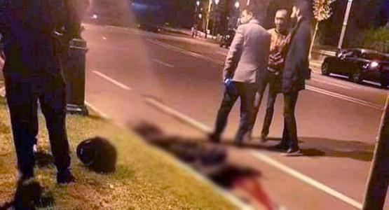 مصرع شخصين في حادثة إنقلاب دراجة نارية بمدينة تطوان