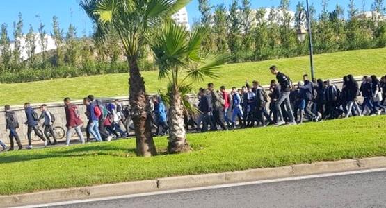 عامل عمالة المضيق-الفنيدق يحذر من خطورة التجمعات الاحتجاجية التي يشارك فيها التلاميذ