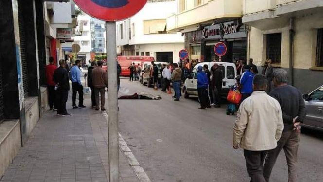 مقتل مقاول سقط من الطابق الخامس لعمارة بطنجة
