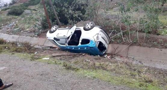 قتلى وجرحى في حادثة سير بمنطقة أوشتام بتطوان (التفاصيل + صورة)