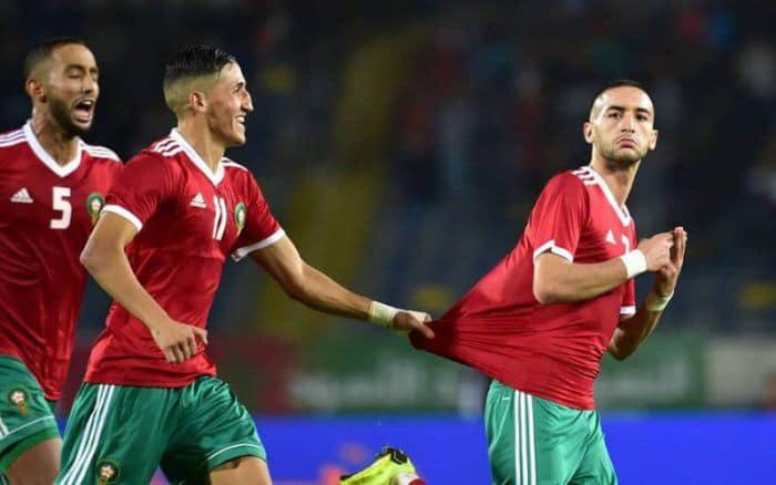 المنتخب المغربي يبدي تخوفه من الحكم الأنغولي ! وهذا هو السبب ..
