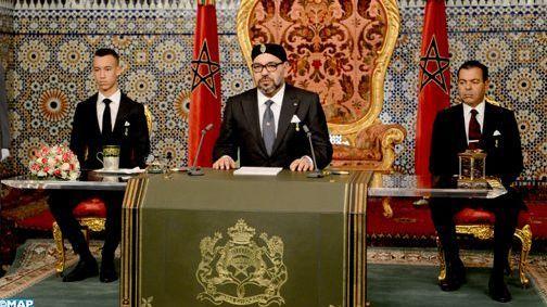 الملك: المغرب سيواصل الدفاع عن وحدته الترابية بنفس الوضوح والطموح