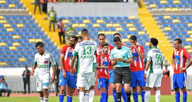 تغيير توقيت مباراة المغرب التطواني و الدفاع الجديدي