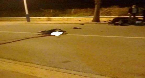 مقتل شائق دراجة نارية في حادثة سير مميتة بكابونغرو