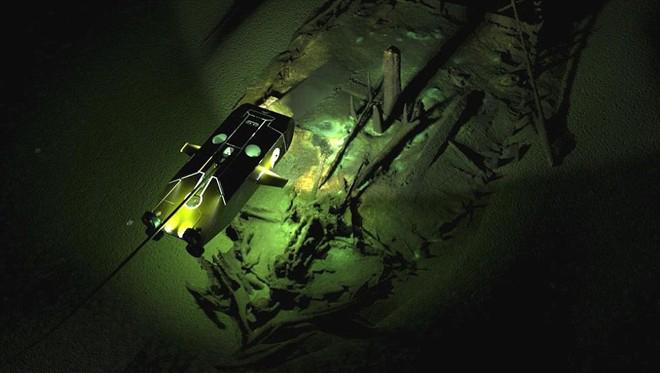 اكتشاف بقايا واحدة من أقدم السفن العابرة للمحيطات بسواحل شمال المغرب