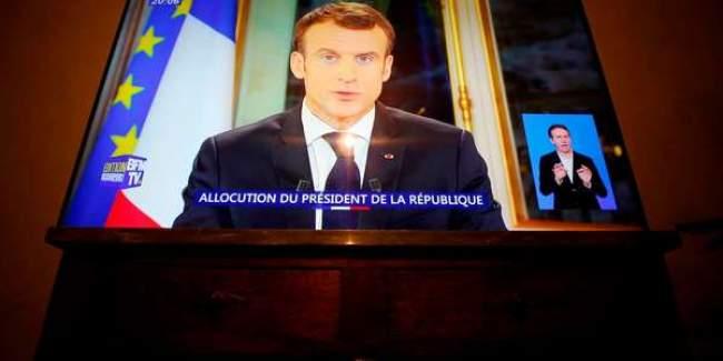 خطاب مصيري.. القرار الذي أعلنه رئيس فرنسا ماكرون للخروج من الأزمة