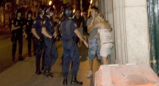 القبض على عشرينية مغربية بإسبانيا قتلت ابنتها..