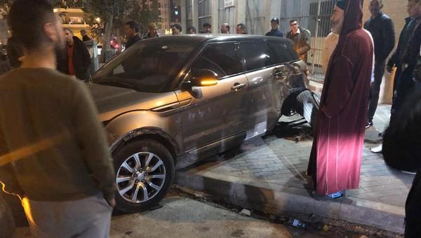 إعتقال جزائري بشكل هوليودي بطنجة بعد سرقته 60 سيارة من شركات الكراء