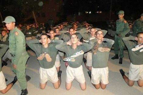 هذا هو موعد استدعاء أول فوج من الشباب المغربي للتجنيد