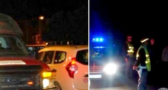 مقتل ثلاثة أشخاص واصابة عروسين بجروح خطيرة ليلة زفافهما بتطوان