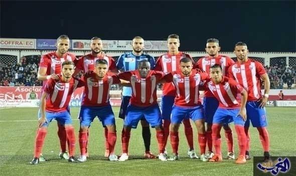 المغرب التطواني يرفع وتيرة استعداداته لمواجهة حسنية أغادير
