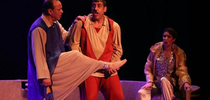 """المهرجان الوطني للمسرح بتطوان.. مسرحية """"لمبروك"""" إحياء لتراث """"البساط المغربي"""""""
