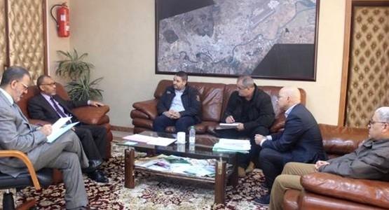 اجتماع لتسوية الخلاف بين شركة هيدروبولي لمالكها عبد السلام أعافير وجماعة تطوان