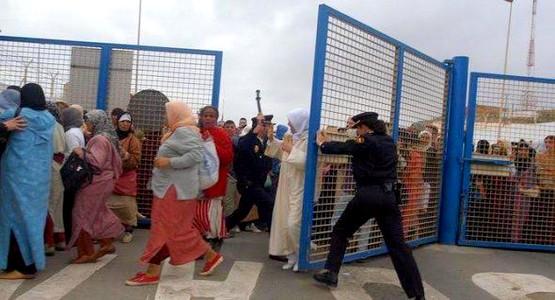 تقرير: العاملات المغربيات في سبتة يتعرضن لانتهاكات حقوقية جسيمة