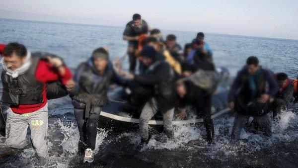 إحباط محاولة مغادرة 11 مهاجرا مغربيا شاطئ سبتة المحتلة