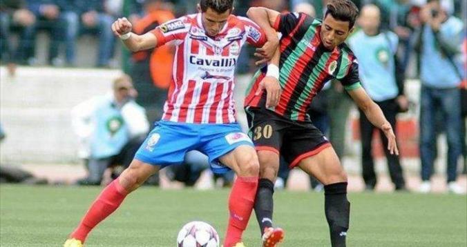 السكيتيوي يفاجئ لاعبي المغرب التطواني