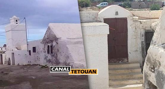 """ادراج مسجد منطقة شاطئ """"ترغة"""" ضمن التراث الثقافي الوطني"""