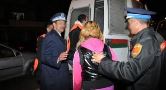 الخيانة الزوجية تقود تونسي وشابة الى الاعتقال بمرتيل