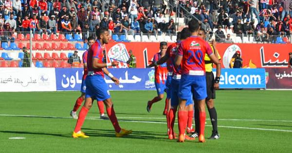 التعادل يحسم مواجهة المغرب التطواني وضيفه الفتح الرباطي