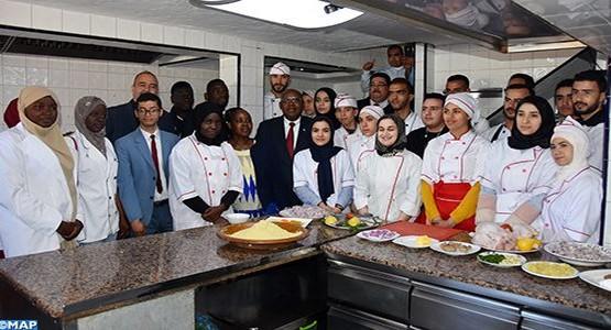مشاركة أزيد من عشرين بلدا في ملتقى الطبخ الإفريقي بمرتيل