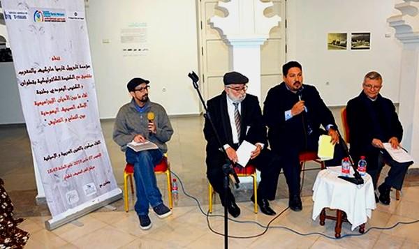 لقاء بتطوان يؤكد أن المغرب أرض التسامح والتآخي بين الأديان