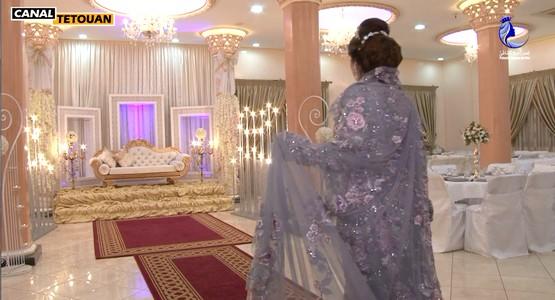 شاهد روعة قصر الحفلات أميرة الشاطئ بمدخل مرتيل (الفيديو)