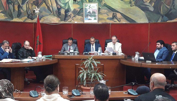 مجلس جماعة تطوان يصادق بالإجماع على منح المغرب التطواني 150 مليون