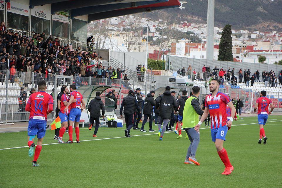 أهداف مباراة المغرب التطواني 4-1 مولودية وجدة (فيديو)
