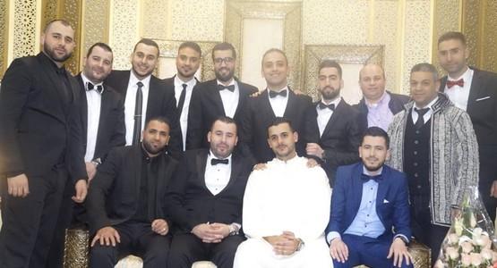 تهنئة: زواج السيد سفيان الحاضي بالسيدة المصونة يسرا بمدينة تطوان