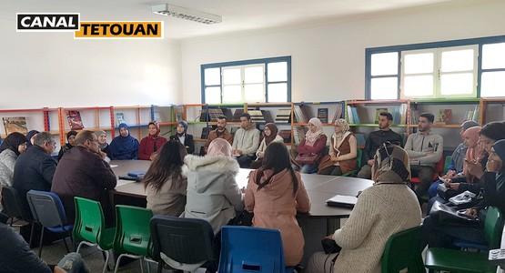 """مجموعة مدارس """"هيا نبدأ"""" تحتضن تكوينا للأساتذة المتدربين بمركز CPMEF بتطوان (شاهد الصور)"""