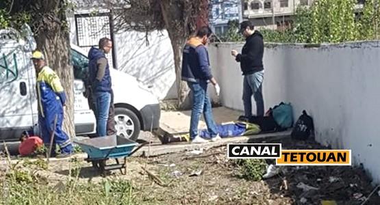 وفاة عامل نظافة بمرتيل أثناء مزاولة عمله
