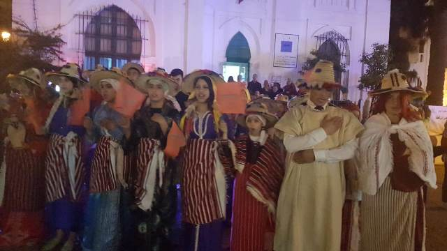 جمعية تطاون أسمير تحيي حفل ترفيهي بمدينة تطوان